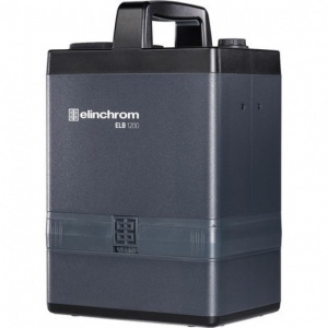 Elinchrom ELB 1200 Power Pack, with battery, Air 90Wh & Charger